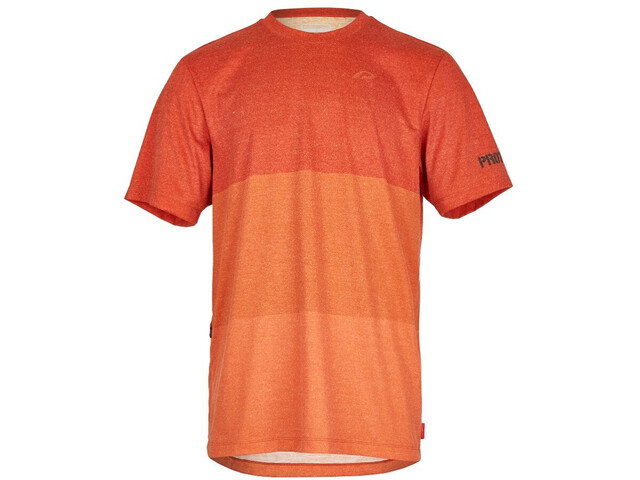 Protective P-Vision T-Shirt Homme, dark rust
